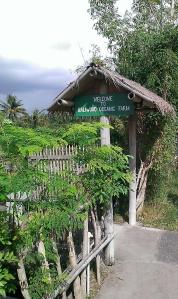 Baliwood Entrance