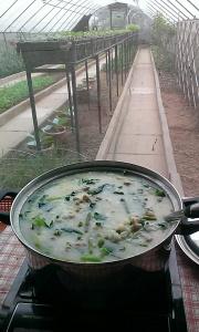Farm porridge