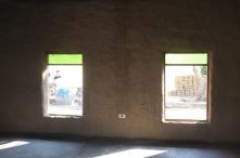 Nice and big windows.
