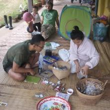 Sharing seeds...