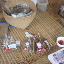 Our souvenirs from Maemut Garden!